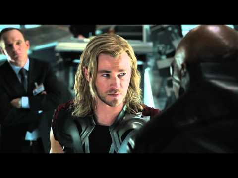 The Avengers - Behind the scenes - Featurette 1
