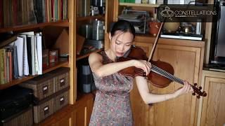 Wenting Kang: Stravinsky - Elegy for solo viola