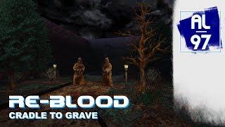 [DOOM II] RE-BLOOD (Extra Crispy difficulty, 100% Kills & Secrets)