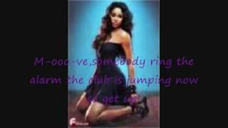 Ciara -Get up feat Chamillionaire (with lyrics)