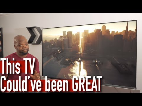 TCL 8-Series Mini LED TV Review | A near-miss or...? [4K HDR]