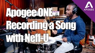 Grammy winning Producer Neff-U writes and records a song with the A...