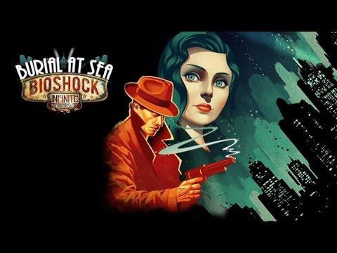 Backlog gaming: Bioshock Infinite: Burial at Sea Ep 1: |