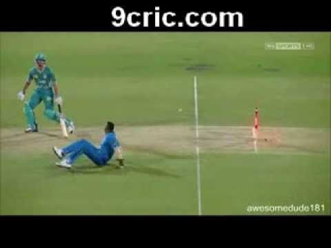 Funniest Run-Out in Cricket History By Kieron Pollard !