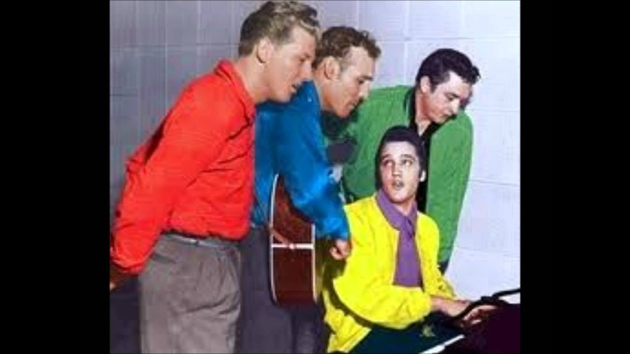 Farther Along The Million Dollar Quartet Youtube