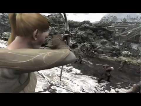 Обзор игры Властелин колец: Война на севере
