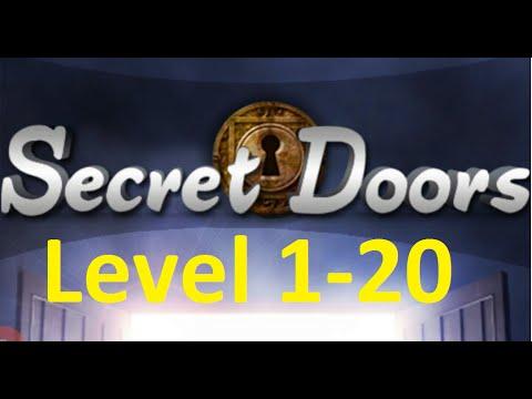 Secret Doors 100 Floors Can You Escape 100 Doors