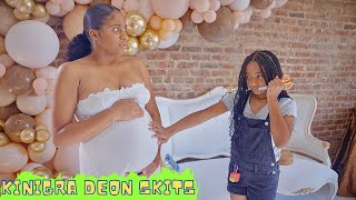 MY MOM IS PREGNANT Ep. 4 Seraph Ruins her Mom&#39s Baby Shower