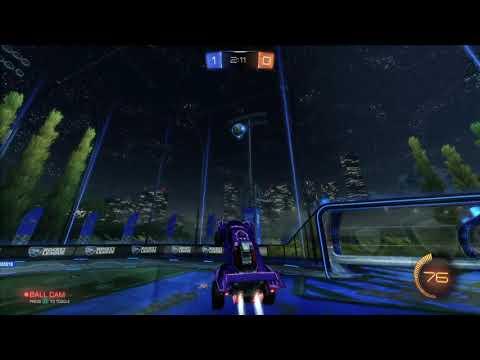 Rocket League PRO GAMEPLAY