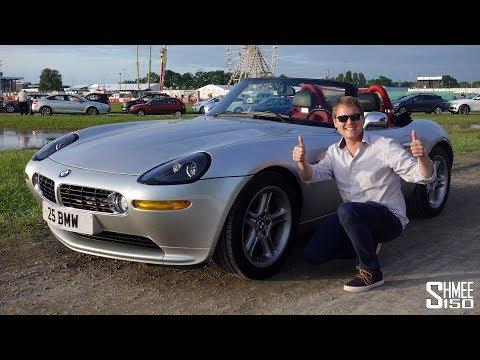 10 Hours in James Bond's £200k BMW Z8!