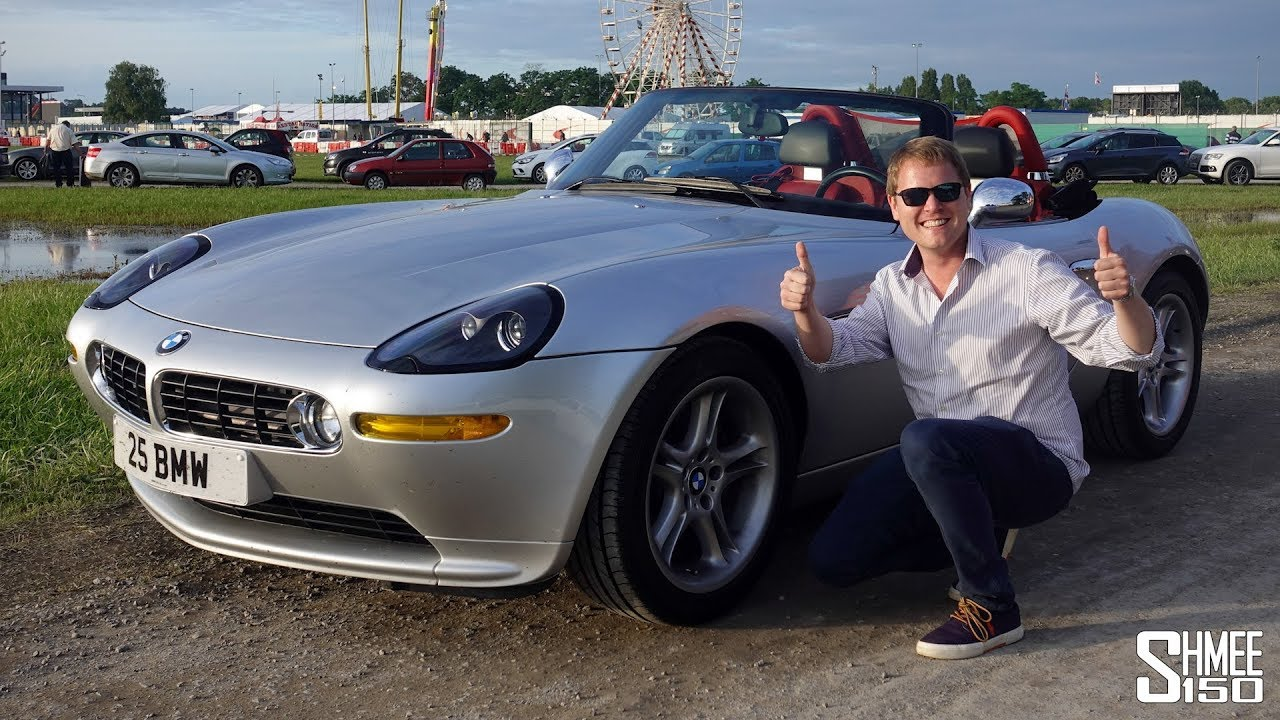 10 Hours In James Bond S 163 200k Bmw Z8 Youtube