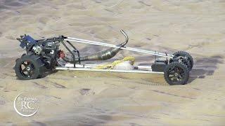 RC Drag Race 50 Meters   Gasoline Cars   Modified hpi bajas PART 2