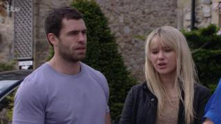 Andy Agrees To Let Debbie See Their Kids For A Bit - Emmerdale