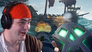 ŚPIEW, KRAKEN I PIJANI PIRACI - Sea of Thieves
