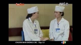 Chị em nhà Đông Các tập 12