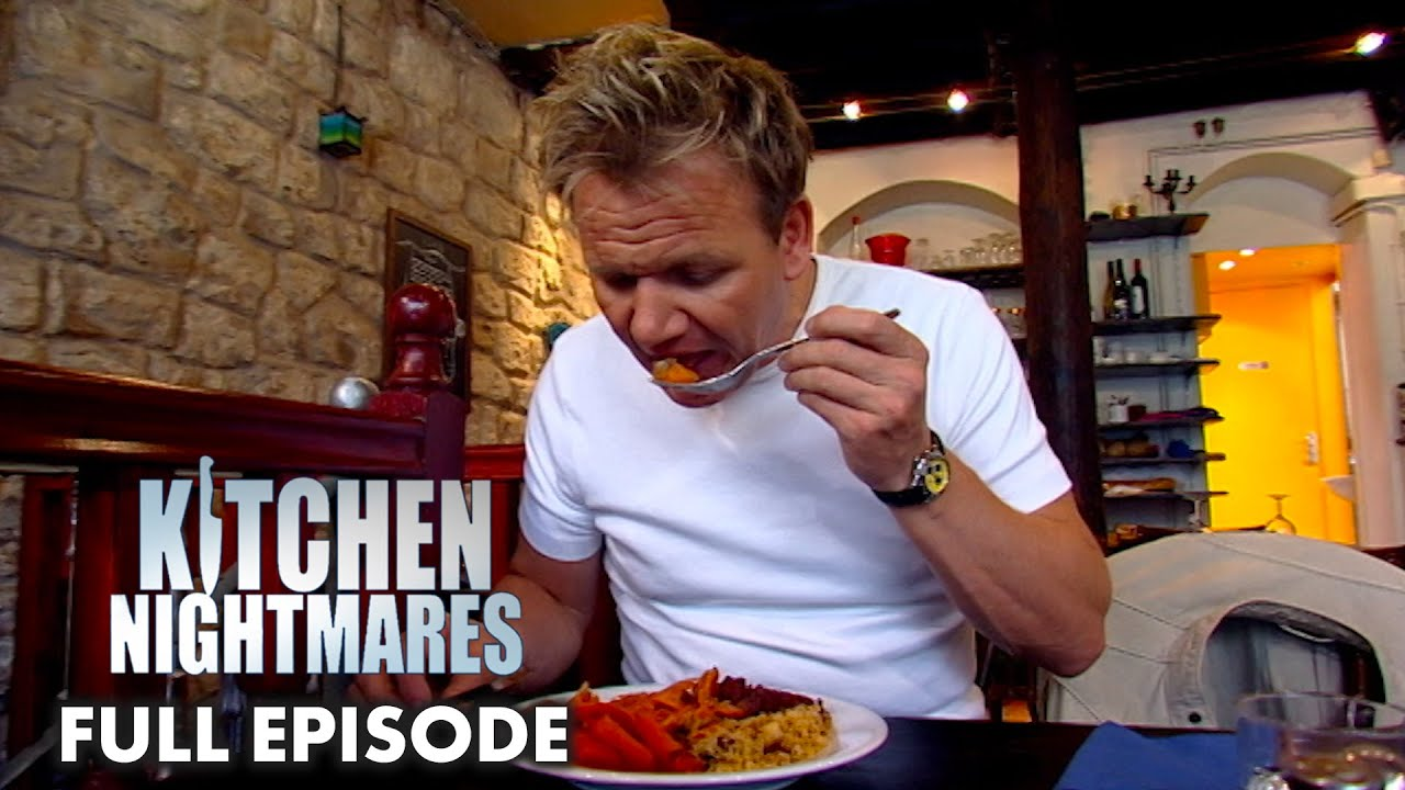 Download Gordon Ramsay Immediately Spits Out Vegetarian Dish | Kitchen Nightmares FULL EPISODE