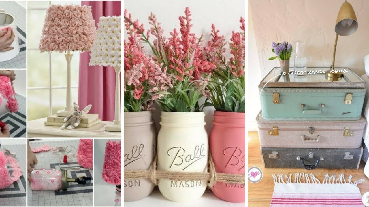 The color scheme is fresh yet muted. 5 Vintage Shabby Chic Decor Ideas For Small Homeowners Some Great Ideas Youtube