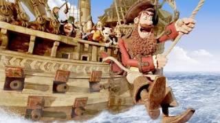 Die Piraten - ein Haufen merkwürdiger Typen - offizieller Kinotrailer deutsch HD