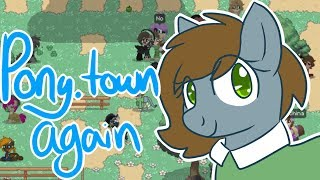 Playing Pony.Town again??