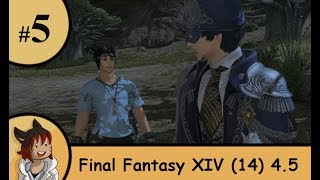 FFXIV Stormblood 4.5 Blue mage part 5 - Why they call it the blues