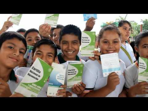 Activa Pablo la 3ª Semana Nacional de Vacunación en Mante