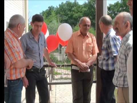 Открытие торгового центра в х.Николаенко