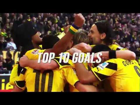 Top 10 Goals ● Pierre-Emerick Aubameyang
