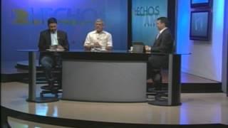 Entrevista de Hechos AM con Will Salgado, Alcalde de San Miguel y Dagoberto Gutierrez, Analista Politico B2