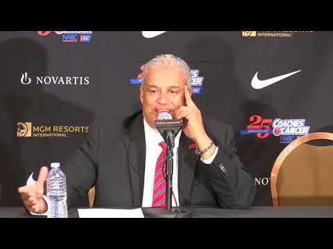 UNLV Men's Basketball Postgame Press Conference vs. Illinois