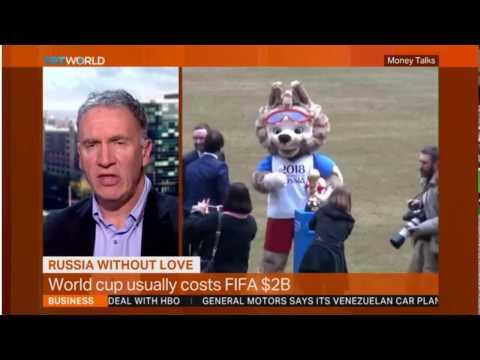 TRT World FIFA World Cup 2018 Sponsor Problems
