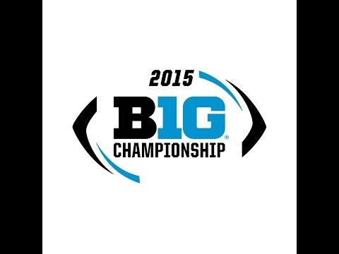 Indiana Sports Corp Recap of 2015 Big Ten Football Championship