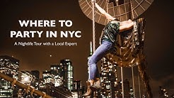 Where to Party in New York | Club tour & tips from a Nightlife Expert