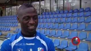 FC Utrecht Quiz met Jacob Mulenga