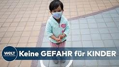 FIESE FAKE NEWS: Corona-Kettenbriefe verunsichern - Schutzmasken sind für Kinder NICHT schädlich