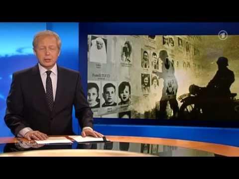 Stuttgart, 1.10.2012: Verfahren zum SS-Massaker in Sant
