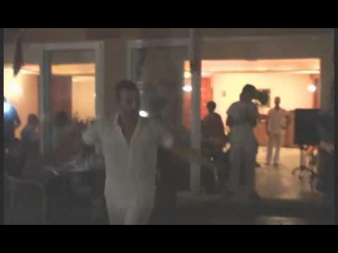 The Romanza Hotel San Stefanos Corfu dancing - YouTube