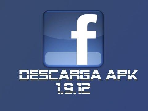 descargar facebook android apk ligero 1912 gratis