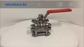 Шаровый стальной кран под приварку VALVESALE HKV15020(, 2015-12-18T06:27:09.000Z)