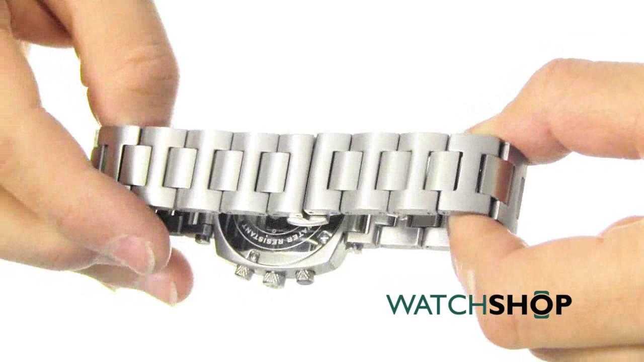 Ladies Links Of London Brompton Chronograph Watch 6010.1445