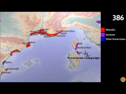History of Massalia (600-49 BC)