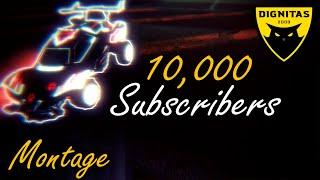 10,000 Subscribers Montage