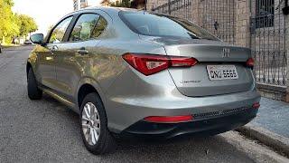Fiat Cronos Drive 1.3 manual // Caçador de Carros