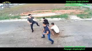 [ Hanh Dong Vo Thuat ] Hành Động Võ Thuật, Phim Quyết Chiến Võ Đường Tiệt Quyền Đạo, Hậu Trường Phim