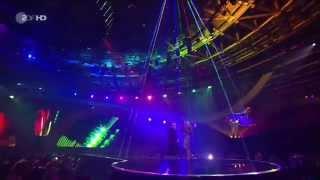 Sister Cristina Scuccia & Helene Fischer - True Colors - in the show 2014 in Berlin - ZDF HD