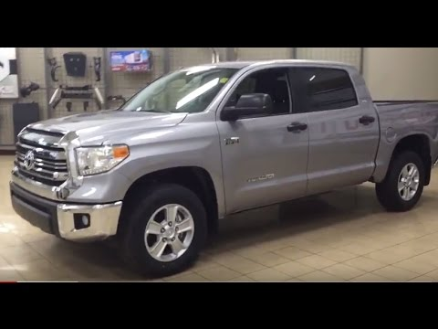 2017 toyota tundra sr5 review youtube. Black Bedroom Furniture Sets. Home Design Ideas