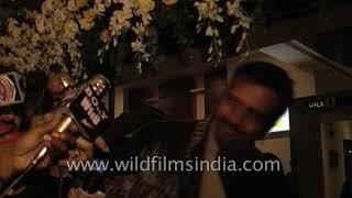 Javed Jaffrey on Manisha Koirala