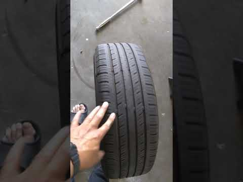 Walmart Tires Review