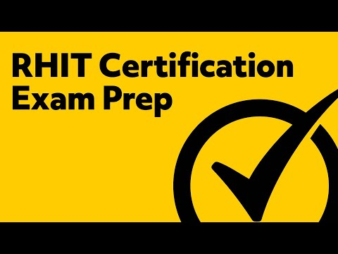 RHIT Practice Test Questions Prep For The RHIT
