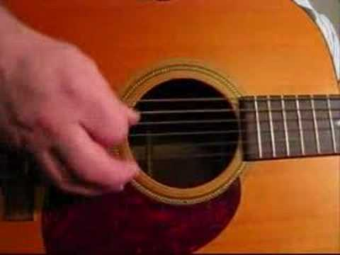 Under The Double Eagle - played on 3 different guitars