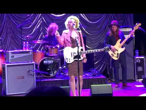 Samantha Fish, Chills and Fever, Castle Theater, Bloomington IL, May 2018